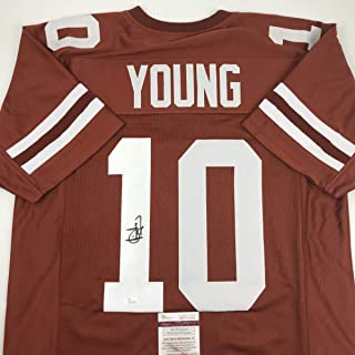Best vince young jersey number texas Reviews