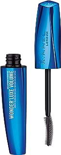 RIMMEL LONDON Wonder'Luxe Volume Mascara, 001 Waterproof Black, 0.37 Fluid Ounce
