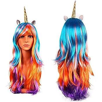 Suicidio parrucca rosa Harleen Quinzel pagliaccio femminile Halle Quinn gradiente cosplay wig12