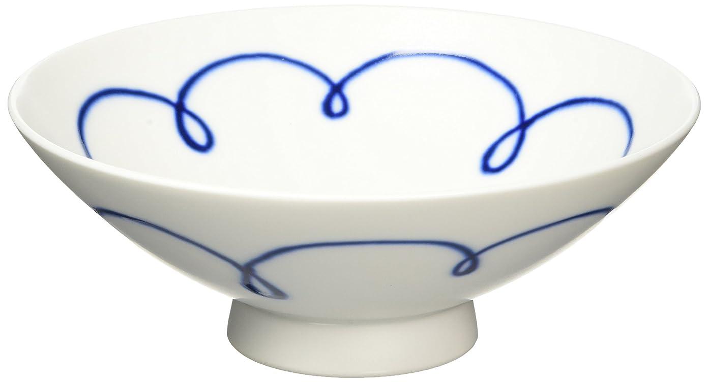 カードまとめるリスナー白山陶器 平茶わん 白 (約)φ15×5.3cm 森正洋デザイン 波佐見焼 日本製 ST-10