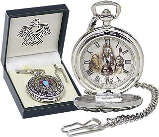 ساعت جیبی بومی آمریکا