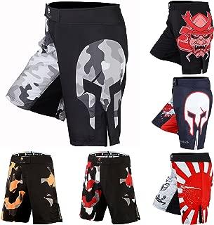 Verus Men's Mixed Martial Art Shorts