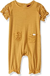 7 For All Mankind Baby Girls Coverall