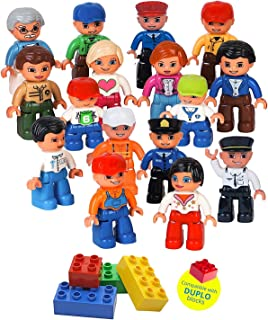 Kidtoy Town Building Set |Toddler Play Set with Community...