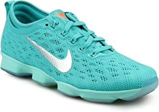 Zoom Fit Agility Training Women's Shoes 684984-300 Hyper Jade 10 M US