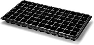 Kayueti Seed Starter Tray - 3 Pack 72 Cells Seedling Starter Trays, Seed Planting Insert Plug Tray for Planting Seedlings, Propagation, Germina, Sold (72 Cell)