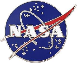 REAL SIC NASA Pin - Astronaut Space Lapel Pin - Premium Quality NASA Enamel Pin for Men, Women, Backpacks, Hats, Jackets a...