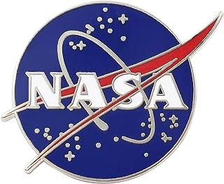NASA Pin - Astronaut Space Lapel Pin - Premium Quality NASA Enamel Pin for Men, Women, Backpacks, Hats, Jackets and Bags