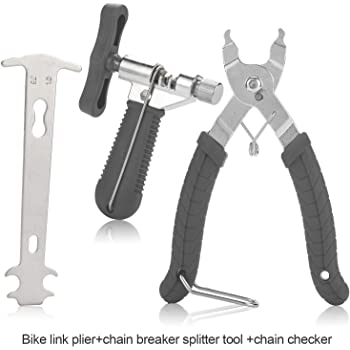 Wrench Chain Wear Holder Stopper Chain Gauge Repair Checker Bike Cycling Tool