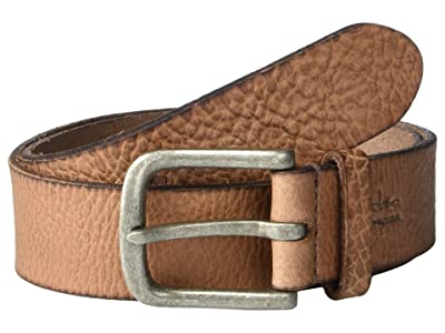 Frye 38 mm Oil Pull Up Leather (Tan) Men