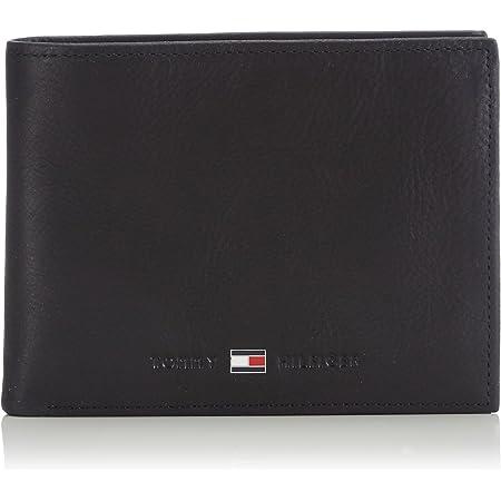 Tommy Hilfiger Johnson CC and Coin Pocket, Cartera para Hombre, 14x10x2 cm (B x H x T)
