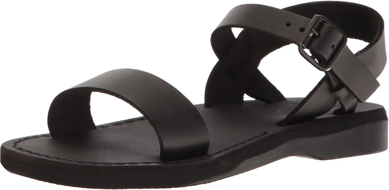 Jerusalem Sandals Womens Naomi Flat Sandal