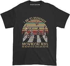 I Am To Misbehave Browncoat Rebel Handmade T-Shirt Hoodie Sweatshirt Long Sleeve