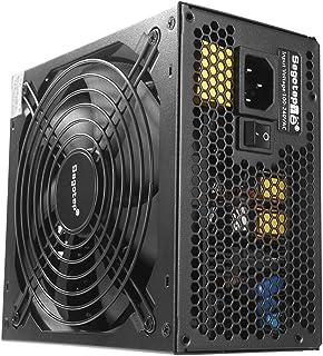 جهاز إمداد طاقة الكمبيوتر ايه تي اكس طراز GP900G كامل الوحدات لألعاب الكمبيوتر من فيستنايت 800 واط، 12 فولت  بي اف سي نشط ...
