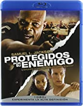 Protegidos Por Su Enemigo (Blu-Ray) (Import Movie) (European Format - Zone B2) (2009) Samuel L Jackson; Patric