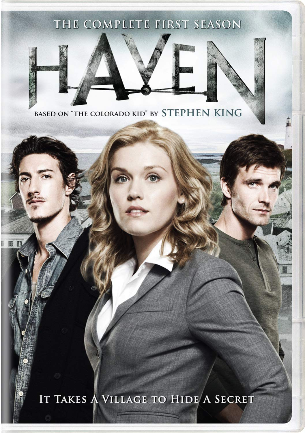 Haven: The Complete Season Animer and price revision Quality inspection First