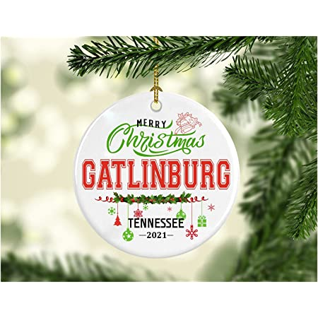 West Virginia WV Home State Solid Gray Wood Christmas Tree Ornament