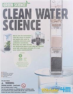 4M KidzLabs Clean Water Science, Multi Color