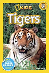 National Geographic Readers: Tigers Kindle Edition