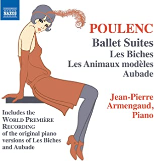 Poulenc: Ballet Suites for Piano