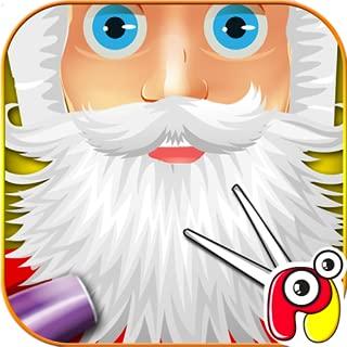 Crazy Beard Salon - Free Girls Kids Game