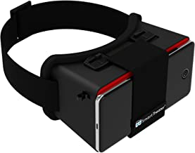 Virtual Reality Headset for SmartPhones (Black)