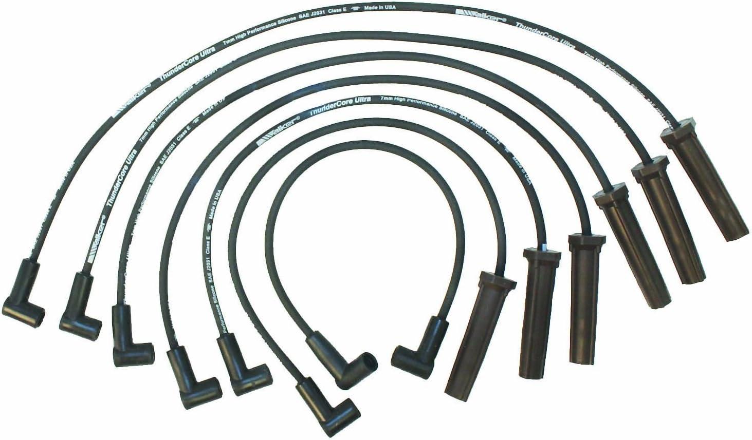 Walker Products 900-1300 Premium Dedication Set Wire Spark Plug Seasonal Wrap Introduction