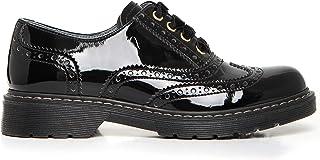 NeroGiardini A732580F Zapatos De Cordones Teens Chica De Charol