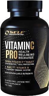 Self VITAMIN PRO C 100 tablets vitamin C + D + NAC for the immune system