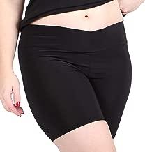 Undersummers Women's Athletic Underwear: Prevent Thigh Chafing Wide Waist Band (S-4X)