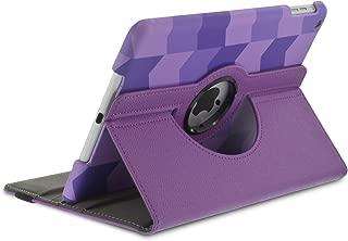 Aduro ROTATA 360 Degrees Rotating Case Cover Folio w/Stand for Apple iPad Mini / 2/3 (Geo)