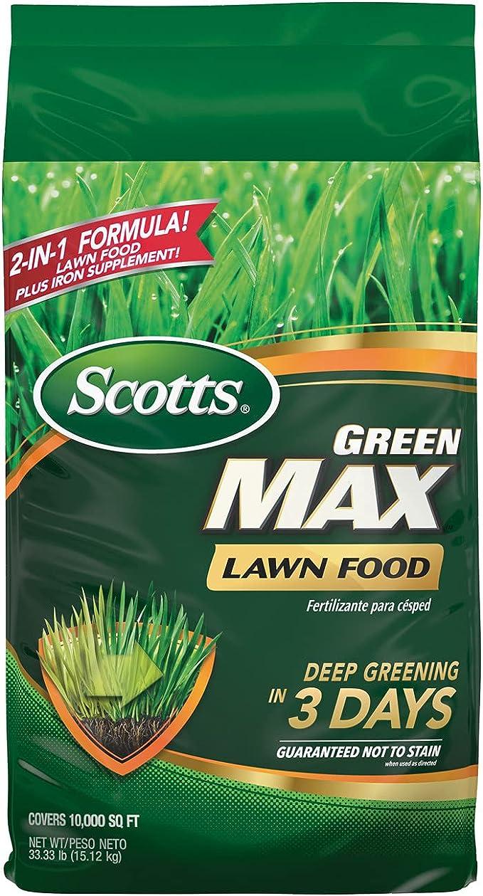 Scotts Green Max Lawn Food - Lawn Fertilizer