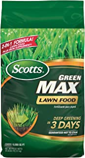 Scotts 44611A Food-10 M   Green Max Lawn Food, 10,000 sq. ft