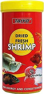 Venus Aqua Taiyo Shrimp Fish Food Shrimp Freezed Dried Fresh Fish Food (100g)