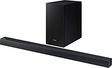 Samsung 2.1 Soundbar HW-R450 with Wireless Subwoofer, Bluetooth Compatible, Smart Sound..