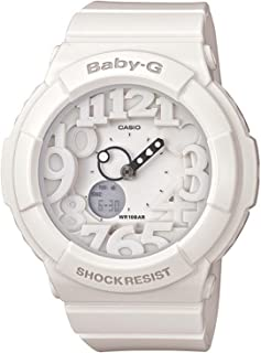 Casio BABY-G 3D Dial, Analog white multi color backlight BGA131-7B