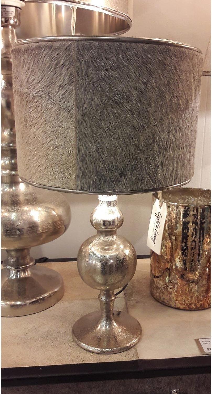 Ambia Home Leuchtenfuß, Silber, Metall B00QRRL10I | Verrückter Preis, Birmingham
