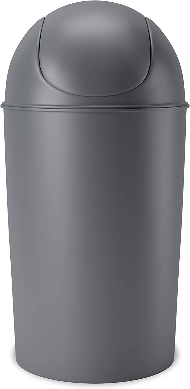 Umbra Grand Swing Top Garbage Large Kitchen Gallon T Capacity famous famous 10
