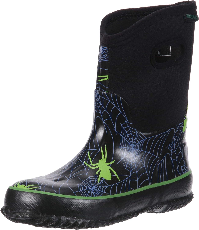 Itasca Unisex-Child Kids' Bayou Boots Rubber Superior Rain Special sale item