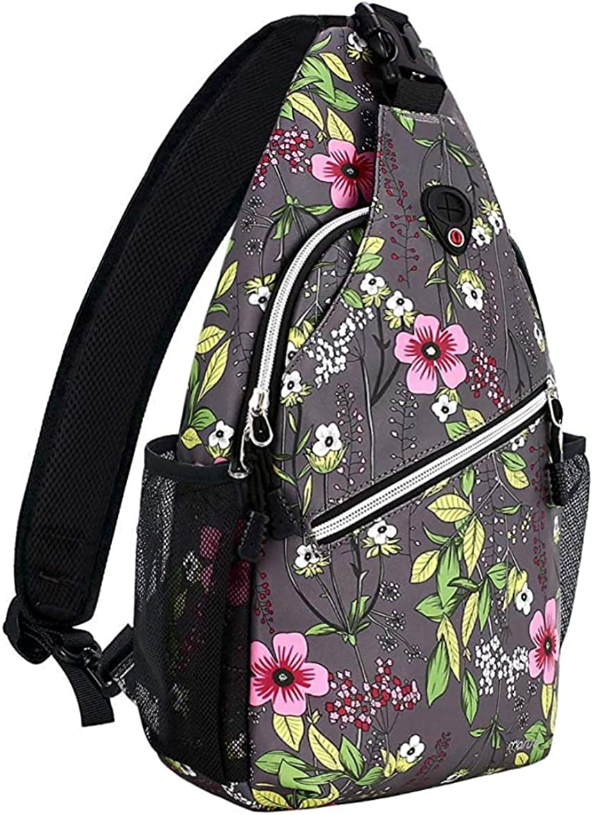 Surprise price MOSISO Mini Sling Backpack Small O Pattern Product Hiking Travel Daypack