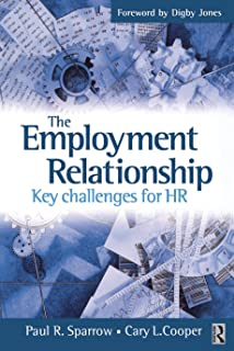 The Employment Relationship: Key Challenges for HR