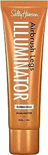 Sally Hansen Airbrush Legs Illuminator, Golden Glow, 3.38 Ounce (100 ml), 1 Count