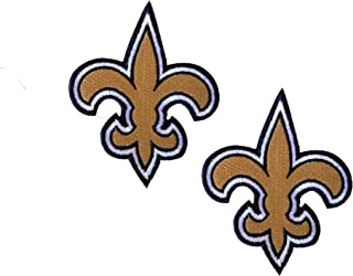 New Orleans Saints Team Logo Iron-on NFL Football Jersey/Hat/Shirt Patches