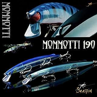 Seaspin Señuelo Pesca MOMMOTTI 190-19cm - 34gr - Hundimiento Lento