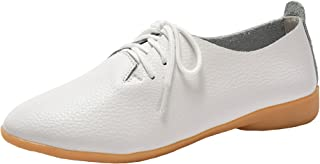 WUIWUIYU Womens 330024U Oxford