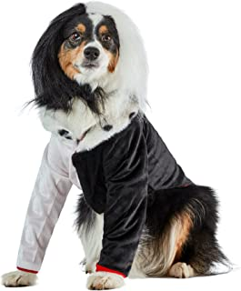 زي شخصية كرولا ديفيل من ديزني للحيوانات الأليفة من روبيز