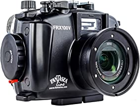 canon video camera underwater housing