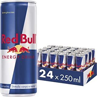 Red Bull Energy Drink - 250ml (Pack of 24)