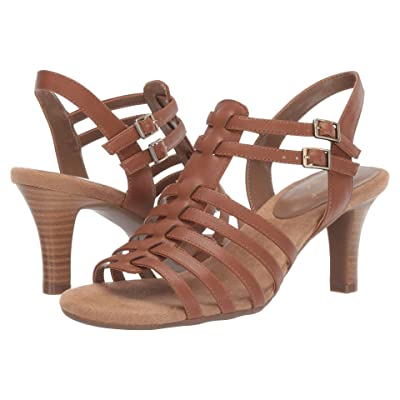 A2 by Aerosoles Pass Through (Dark Tan PU) Women
