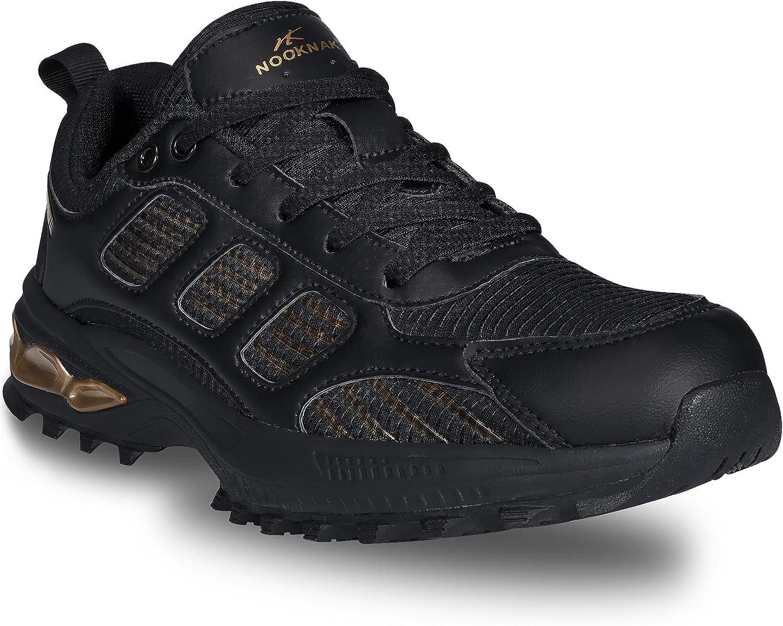 NOOKNAK Men's Trail Limited time for free shipping Running Sneak Walking Popular Lightweight Shoes